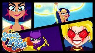 Super Hero Transformations ⚡️ DC Super Hero Girls