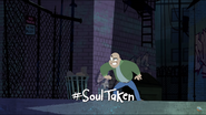 Soul Taken title card