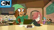 Jessica's New Friend? DC Super Hero Girls Cartoon Network