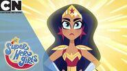 DC Super Hero Girls The Super Hero Girls Get Detention Cartoon Network UK 🇬🇧