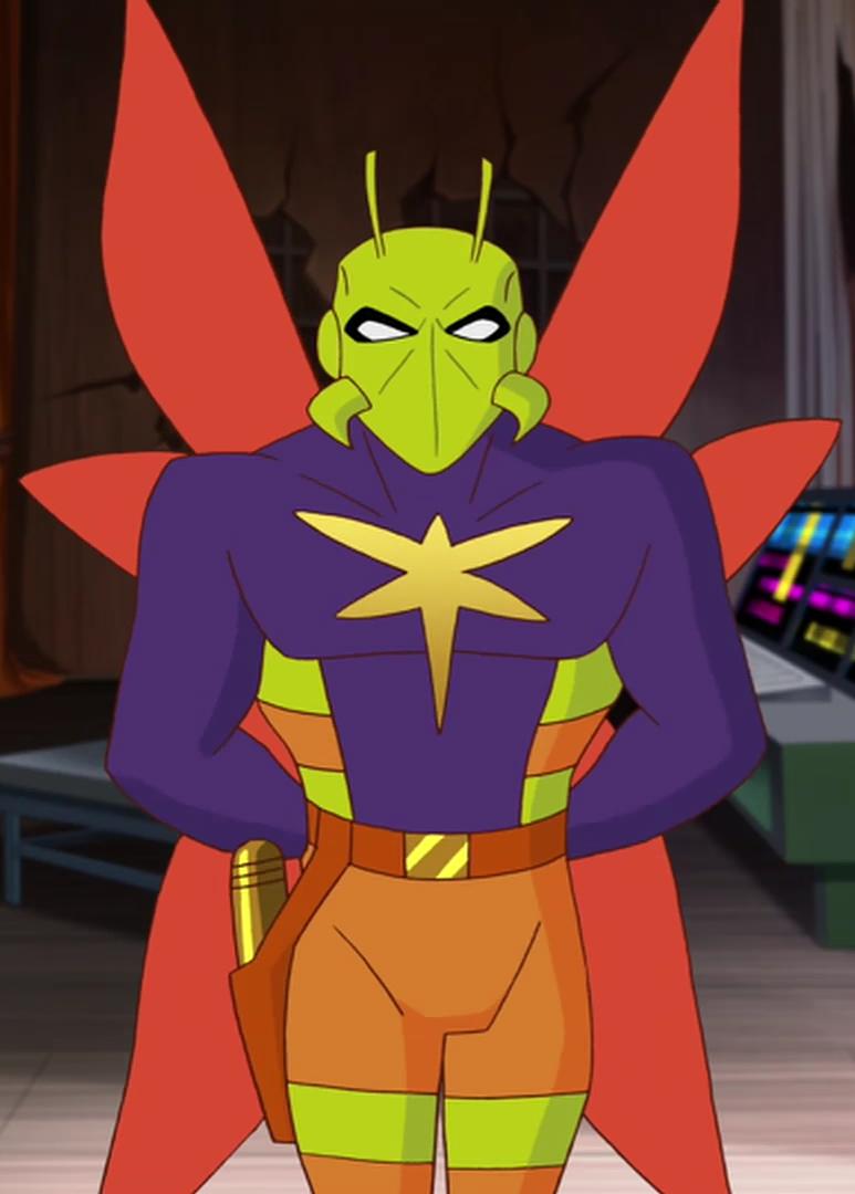 killer moth dc super hero girls wikia fandom powered