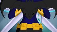 Batgirl DCSHG Back