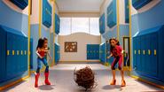 Wonder Woman and Cheetah DCSHG Doll Cowgirls Duel