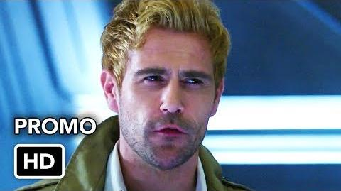 "DC's Legends of Tomorrow 3x10 Promo ""Daddy Darhkest"" (HD) John Constantine"