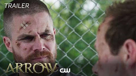 Arrow The Longbow Hunters Promo The CW
