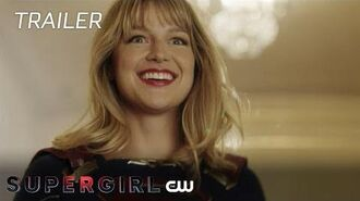 Supergirl Event Horizon Extended Trailer The CW
