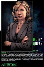 Moira Queen Character Bio
