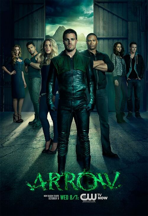 Poster Arrow Season 2