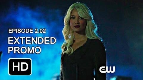Arrow 2x02 Extended Promo - Identity HD