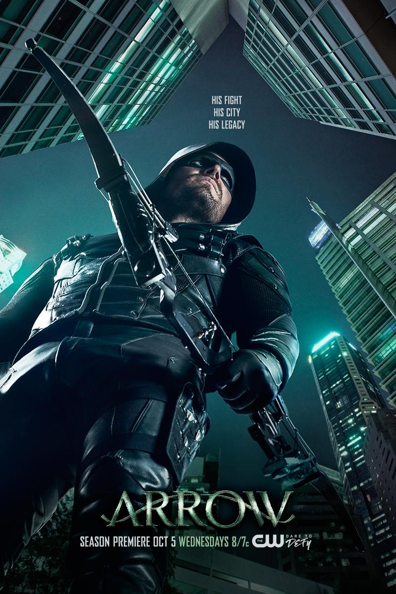 Arrow Staffel 5 Deutsch