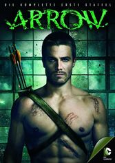 Arrow Staffel 1 DVD