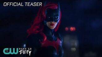 Batwoman Official Teaser The CW