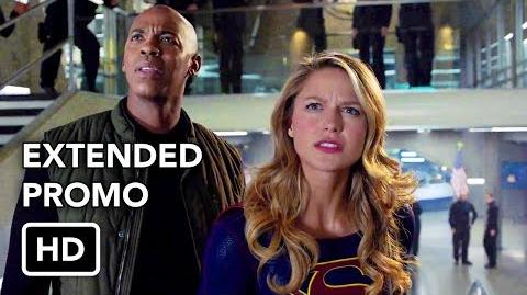 "Supergirl 3x14 Extended Promo ""Schott Through The Heart"" (HD) Season 3 Episode 14 Extended Promo"