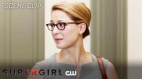 Supergirl American Alien Scene The CW