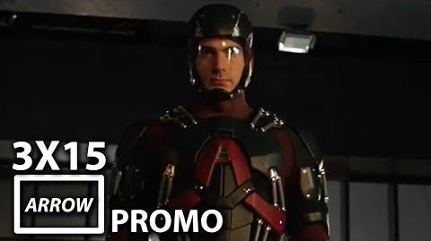 "Arrow 3x15 Promo ""Nanda Parbat"""