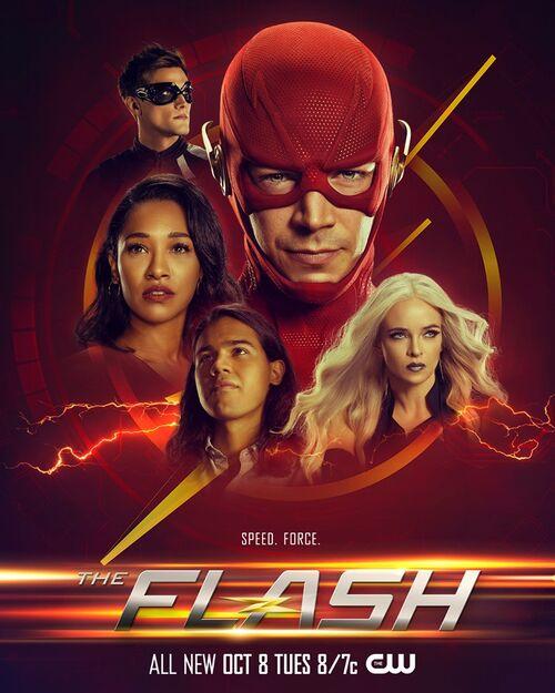 Flash Poster Staffel 6