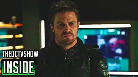 "Arrow 5x16 Inside ""Checkmate"" Season 5 Episode 16 Preview"