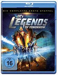 Legends of Tomorrow Staffel 1 Blu-ray