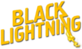 Black Lightning Transparent
