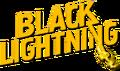 Black Lightning Transparent
