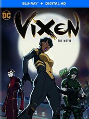 Vixen Staffel 1 Blu-ray