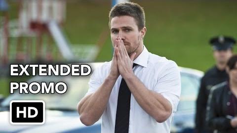 """Arrow 4x09 Extended Promo """"Dark Waters"""" (HD) Mid-Season Finale"""