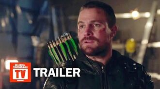 Arrow S07E22 Season Finale Trailer 'You Have Saved This City' Rotten Tomatoes TV