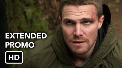"Arrow 3x14 Extended Promo ""The Return"" (HD)"
