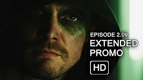 Arrow 2x09 Extended Promo - Three Ghosts HD Mid-Season Finale