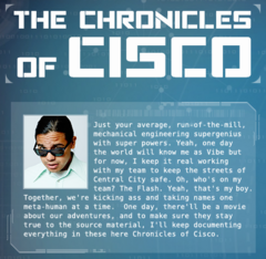 The Chronicles of Cisco