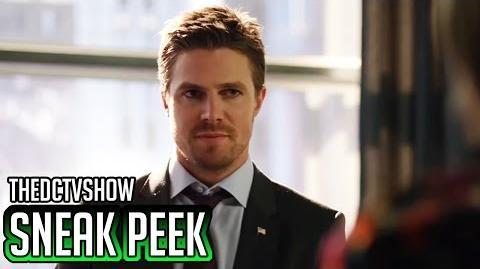 """Arrow 5x15 Sneak Peek """"Fighting Fire with Fire"""" Season 5 Episode 15 Preview"""
