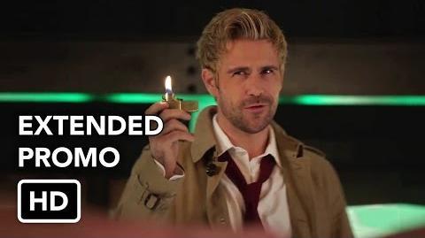 """Arrow 4x05 Extended Promo """"Haunted"""" (HD) Constantine"""