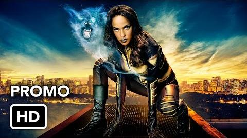 "Arrow 4x15 Promo ""Taken"" (HD) with Vixen"