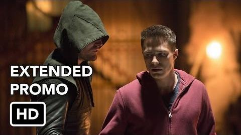 "Arrow 2x12 Extended Promo ""Tremors"" (HD)"