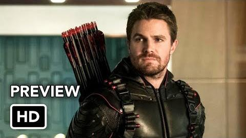 """Arrow 6x08 Inside """"Crisis on Earth-X, Part 2"""" (HD) Crossover Event"""