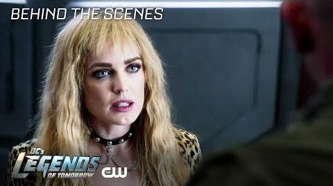 DC's Legends of Tomorrow Inside Dancing Queen The CW