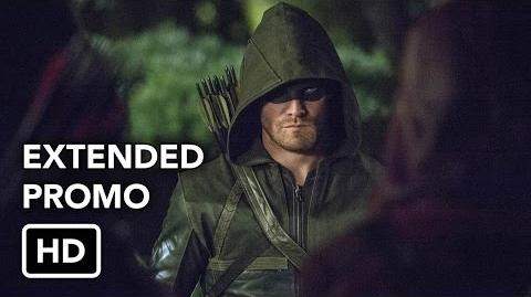 "Arrow 3x04 Extended Promo ""The Magician"" (HD)"