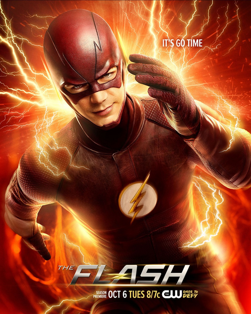 Flash Staffel 2