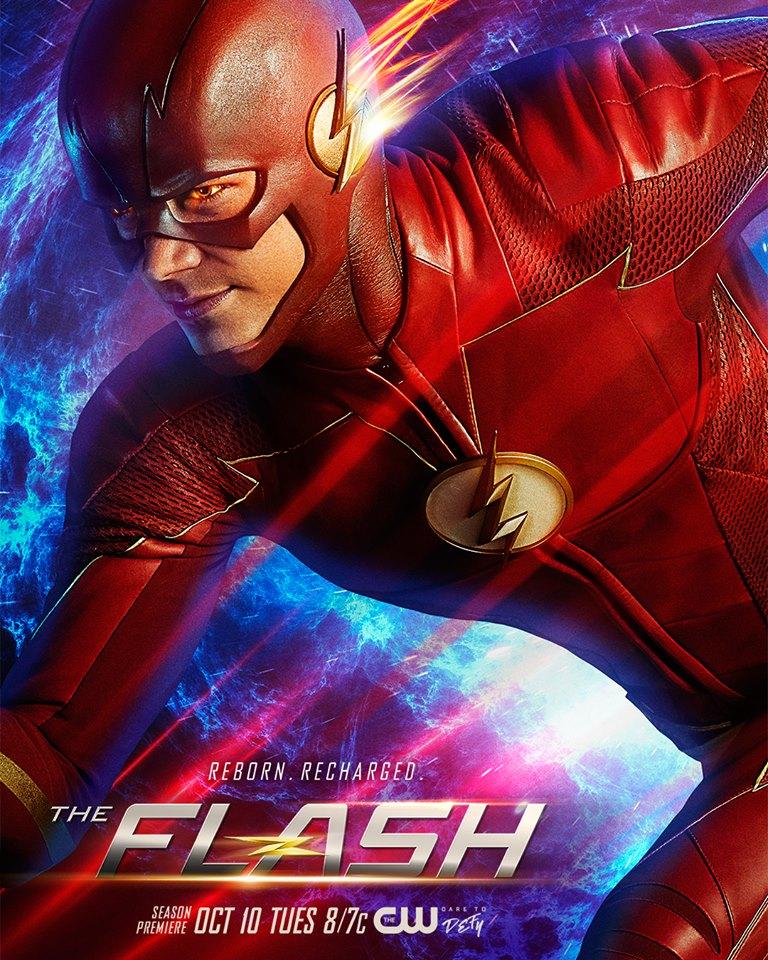 The Flash Staffel