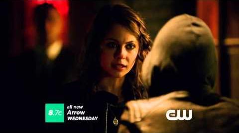 Promo Arrow 2x20 Saison 2 Episode 20 Seeing Red Trailer HD