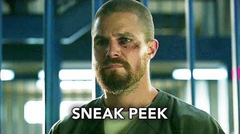 """Arrow 7x01 Sneak Peek """"Inmate 4587"""" (HD)"""