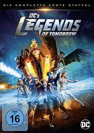 Legends of Tomorrow Staffel 1 DVD
