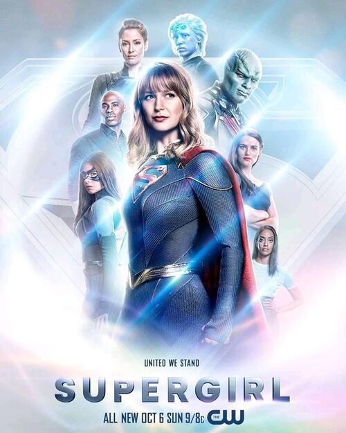 Supergirl Poster Staffel 5