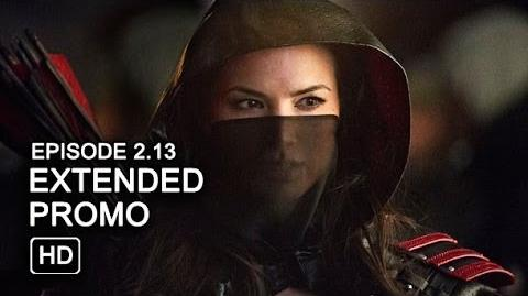 Arrow 2x13 Extended Promo - Heir to the Demon HD