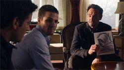 Quentin befragt Oliver und Tommy