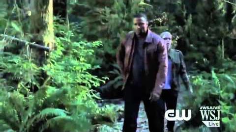 Arrow 2x01 Sneak Peek 'City Of Heroes' HD)
