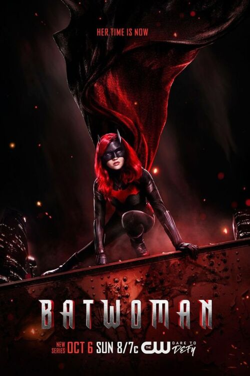 Batwoman offizielles poster