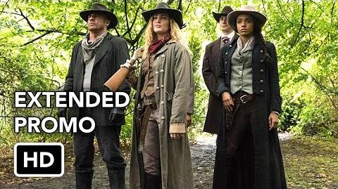 """DC's Legends of Tomorrow 2x06 Extended Promo """"Outlaw Country"""" (HD) Season 2 Episode 6"""