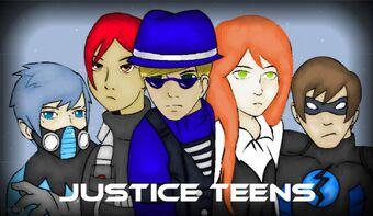 Justice Teens 1