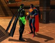 Smasher and Superman